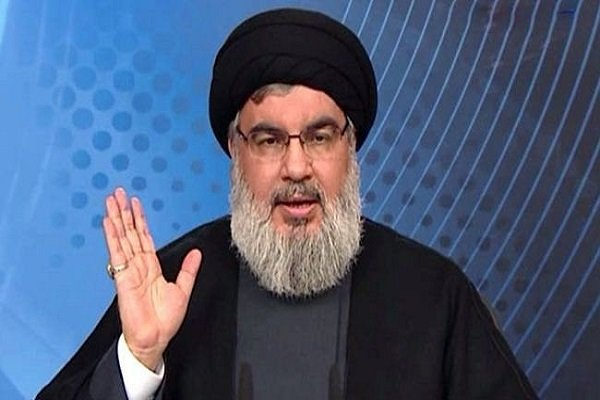 Photo of Nasrallah urges Lebanese to vote for those who made sacrifices