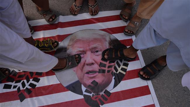 Photo of 'Trump's policies vis-à-vis Iran and Palestine violate international law'