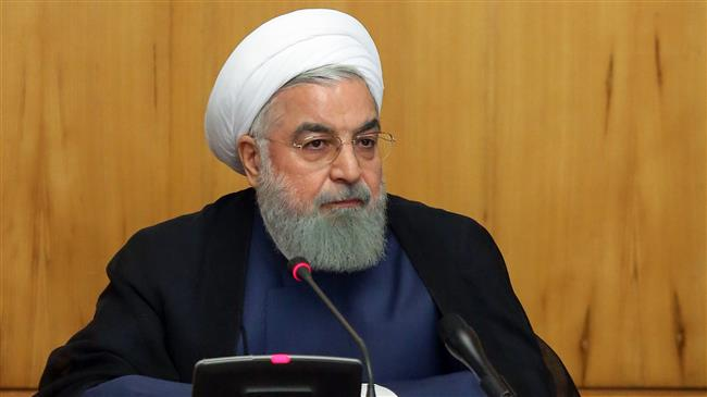 Photo of Iran president raps some Arab, Muslim states for silence on zionist regime's Gaza crimes