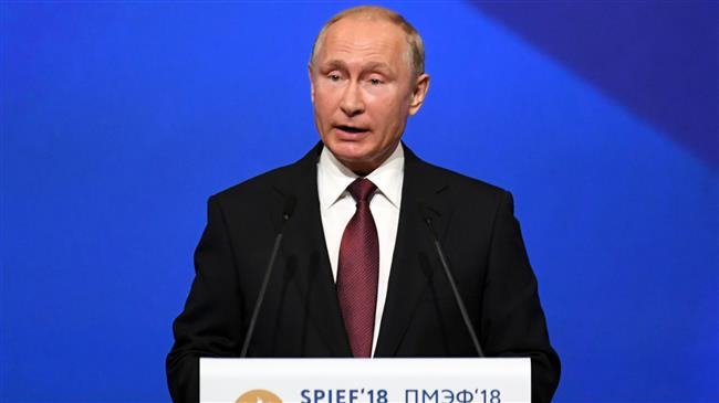 Photo of US unilateral sanctions on Iran harmful: Russia's Putin