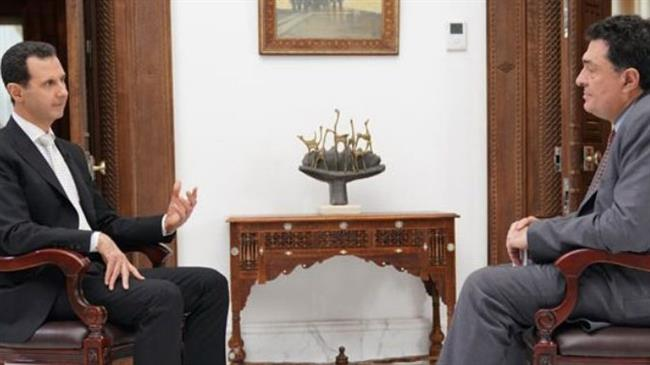 Photo of Foreign support for terrorists prolonging Syria crisis: Victorious Syria President Assad