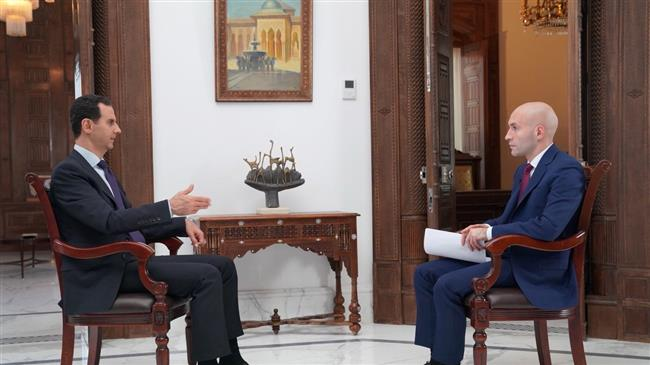 Photo of President Assad: US losing cards in Syria, must leave our soil