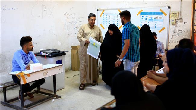 Photo of Iraq polls: 4 Hashd al-Sha'abi guards killed in bomb attack