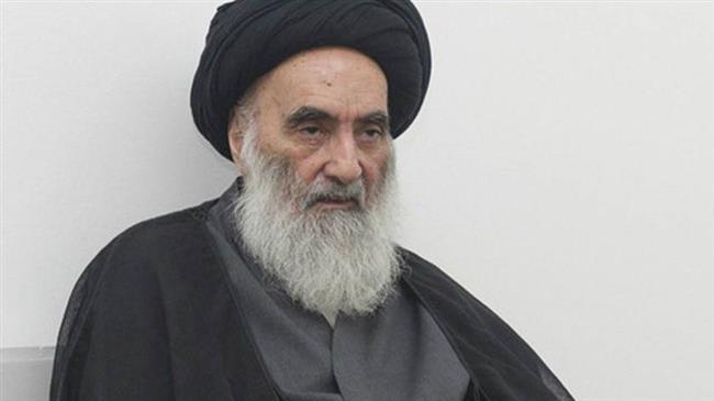 Photo of Iraq's top Cleric Grand Ayatollah Ali al-Sistani warns against voting for 'corrupt' legislators