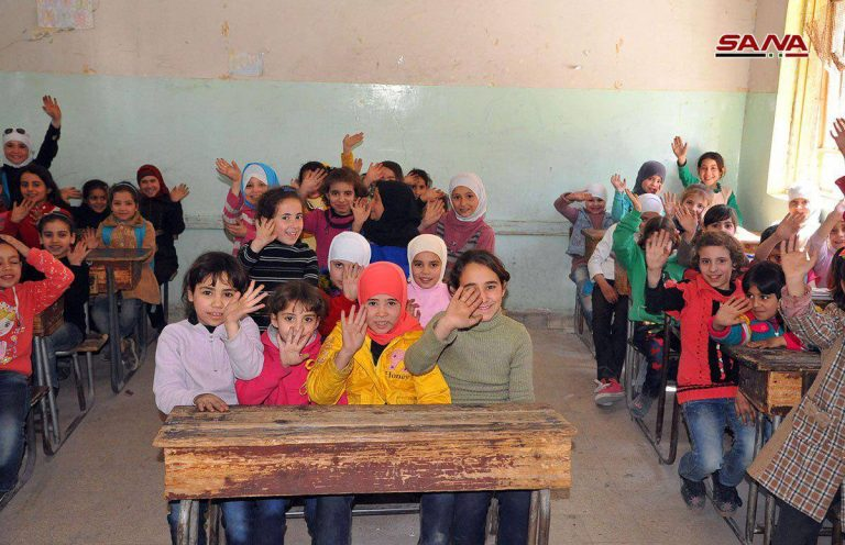 Photo of Schools reopen in East Ghouta for first time years