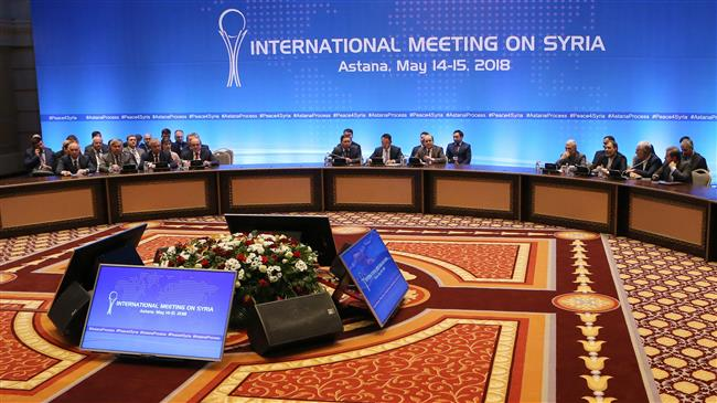 Photo of Syria warring sides, mediators close 9th round of peace talks in Astana