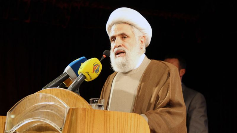Photo of Sheikh Qassem: Lebanese Voted for Resistance in Parliamentary Elections