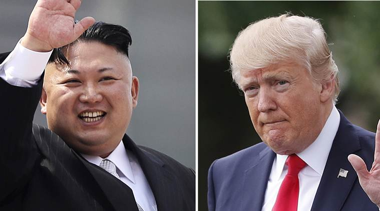 Photo of Coward Trump Cancels Singapore Summit with Kim
