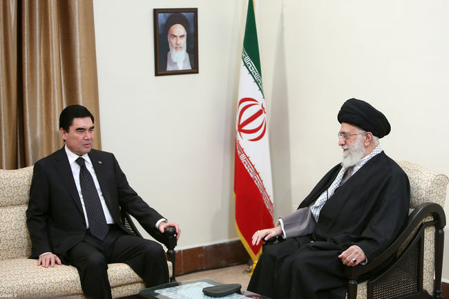 Photo of Turkmen president writes letter to Supreme Leader of Islamic Ummah Ali Imam Khamenei