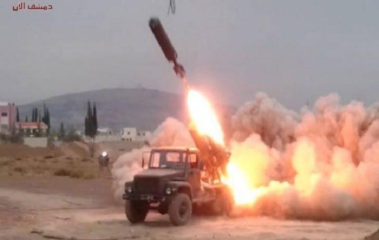 Photo of Syrian Army strikes jihadist rebels in east Daraa