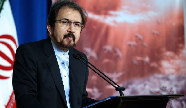 Photo of Spokesman: US Not Qualified to Interfere in Iran's Internal Affairs
