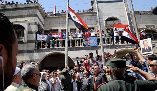 Photo of Northern Syrian Tribes Provide Backup for Army's Anti-Terrorism Campaign