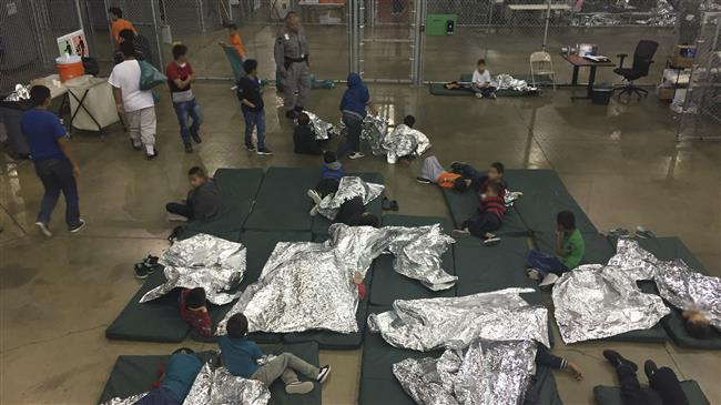 Photo of Migrant kids kept in jail-like conditions at juvenile detention center in Texas