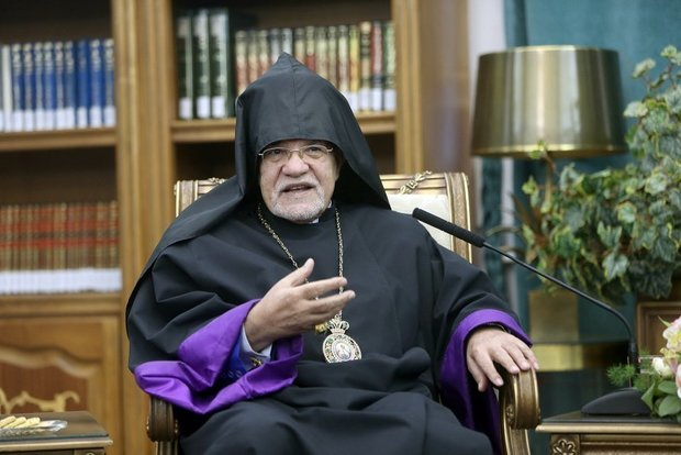 Photo of Archbishop: Imam Khomeini always stressed freedom of religious minorities