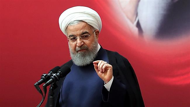 Photo of US pressure will fail to break Iranian nation: Rouhani