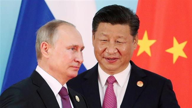 Photo of Chinese, Russian presidents discuss Korea events on phone