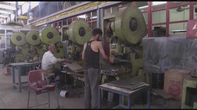 Photo of Dozens of factories resume operations in Eastern Ghouta