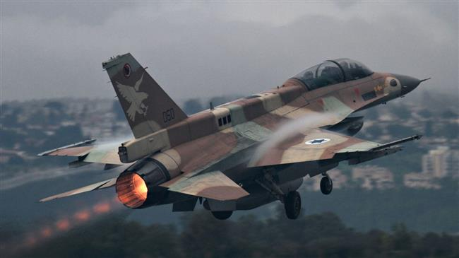 Photo of Zionist jet strikes southern Gaza, no injuries reported