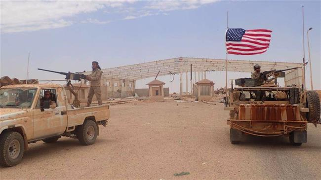 Photo of 'US forces training terrorists at 19 camps inside Syria'