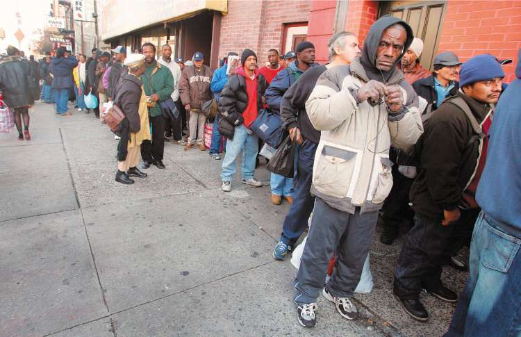 Photo of Rising poverty, inequality threatens US social stability: Congressional candidate