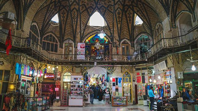 Photo of Tehran Bazaar back to normal after guild-related protest: Official
