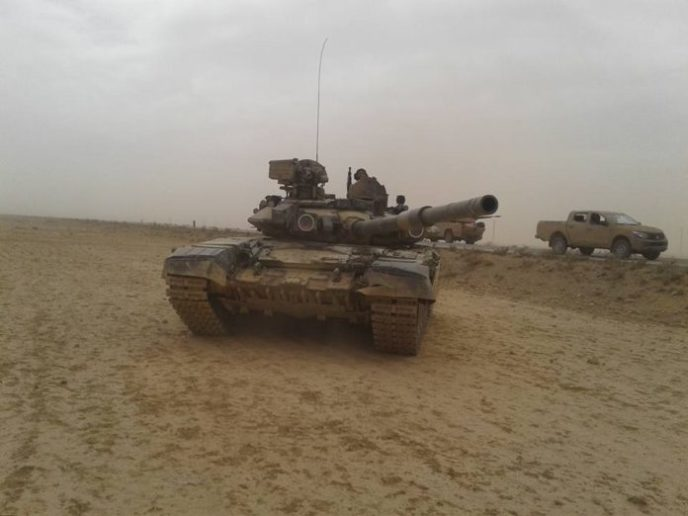 Photo of Syrian Army scores massive advance inside southeast Syria