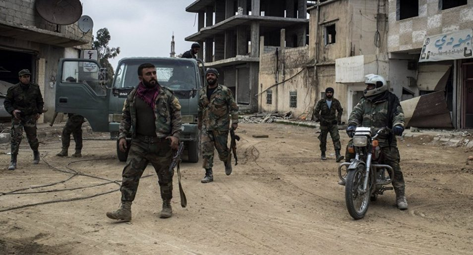 Photo of Clashes slow down in southwest Syria after several hours of fighting
