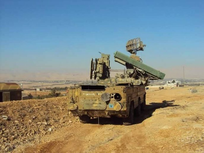 Photo of Photos- Syrian Army deploys air defense systems to protect forces in Daraa