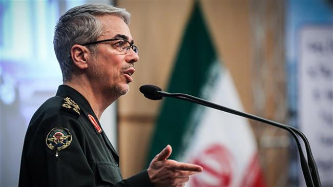 Photo of Iran Armed Forces will not hesitate to respond to threats: Military chief