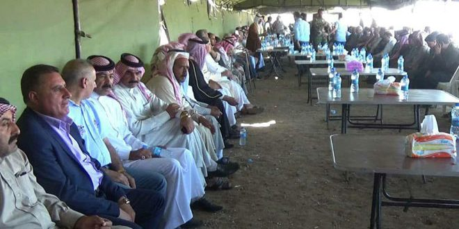 Photo of Arab tribes meet in Idlib to renew support for Syrian military