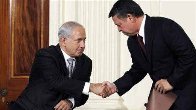 Photo of Butcher Netanyahu meets Jordan's King Abdullah II during surprise Amman trip
