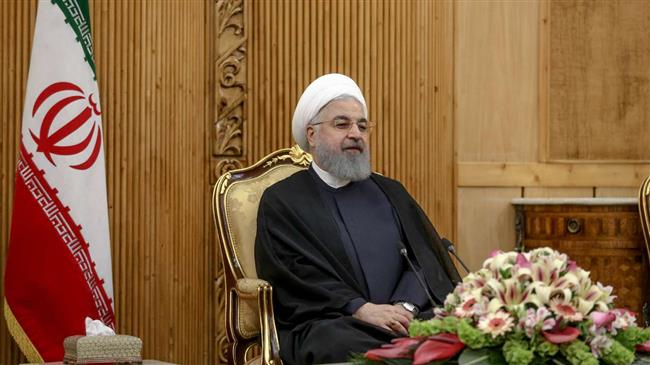 Photo of Rouhani urges intl. action against 'illegal' US withdrawal from Iran deal