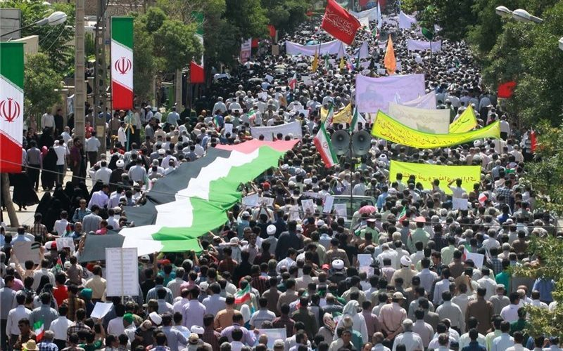 Photo of Iran Calls for Big Turnout in Quds Day Demonstrations