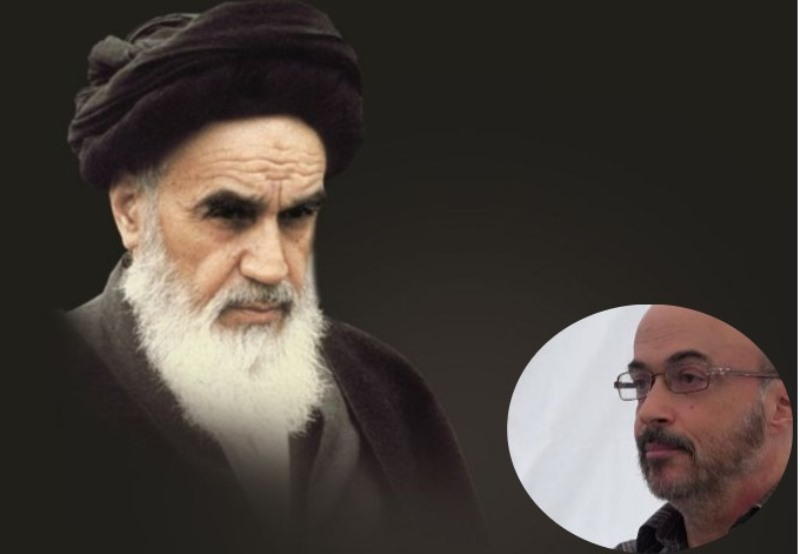 Photo of US author: Strength of unity Imam Khomeini's important legacy