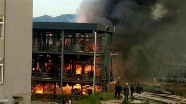 Photo of China chemical plant blast kills 19, injures 12