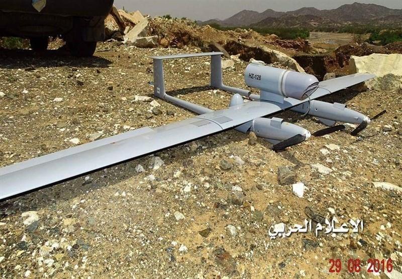 Photo of Yemeni Forces Shoot Down zionist Saudi Spy Drone over Najran
