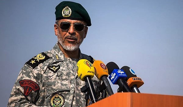Photo of Senior Army Commander Warns US of Surprise Moves