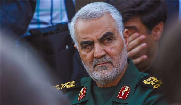 Photo of General Soleimani: IRGC Quds Force Spearheading Any Confrontation with US