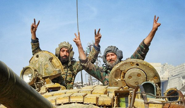 Photo of Syrian Army Preparing to Capture Last Terrorist Stronghold in Dara'a Province