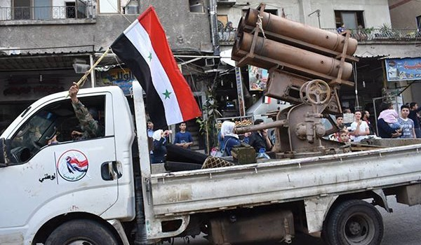 Photo of Syrian Army Imposes Control over 80 Percent of Dara'a Province