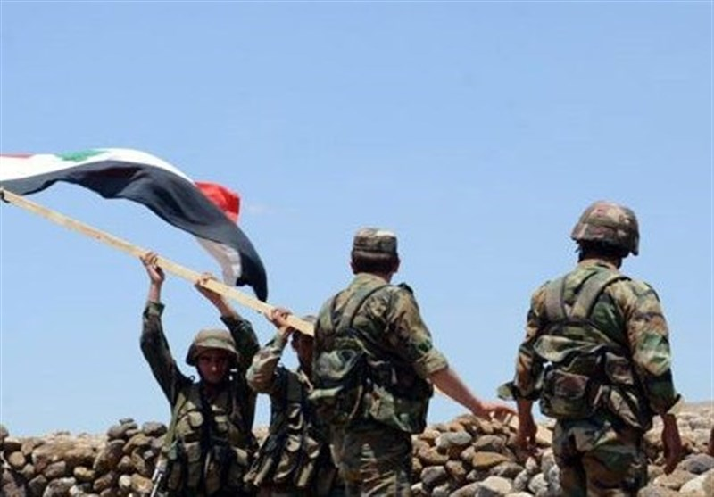 Photo of Syrian Troops Deployed to Recaptured Areas in Western Daraa