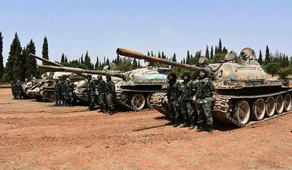 Photo of Most Terrorists Commanders Endorse Peace with Syrian Army in Dara'a