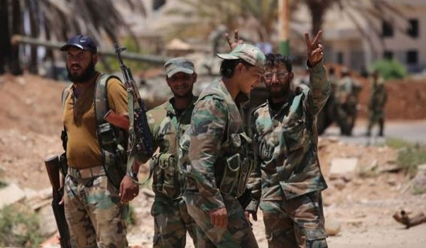 Photo of Syrian Army Liberates Key District in Dara'a City