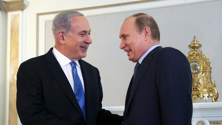 Photo of Zionist Putin, Netanyahu to discuss Syrian conflict on July 11