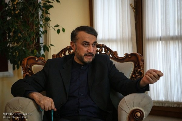 Photo of Amir-Abollahian says Syrians will not allow israel to control Syria