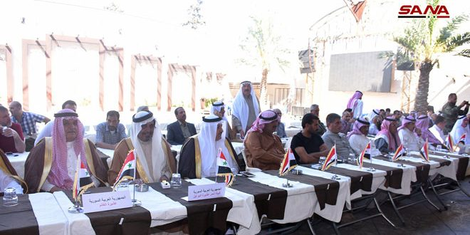 Photo of Over 50 tribes meet in Aleppo to reject US, Turkish, French presence in Syria