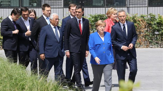 Photo of US- zionist puppet NATO urges continued pressure on North Korea