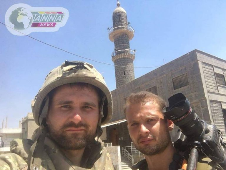 Photo of First scenes from captured Saida in southern Daraa