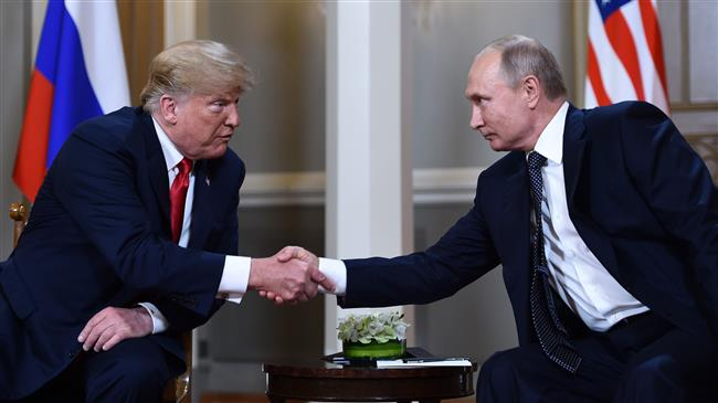 Photo of Trump tells Putin he hopes for 'extraordinary relationship'