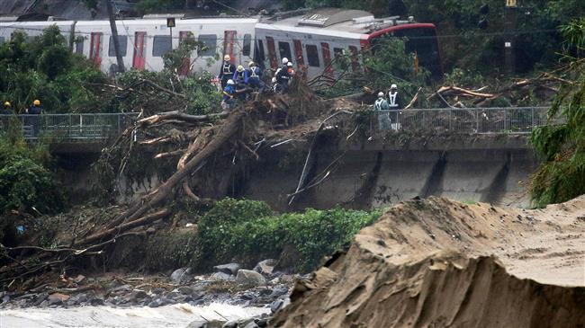Photo of At least 27 dead, dozens missing in 'historic' Japan floods